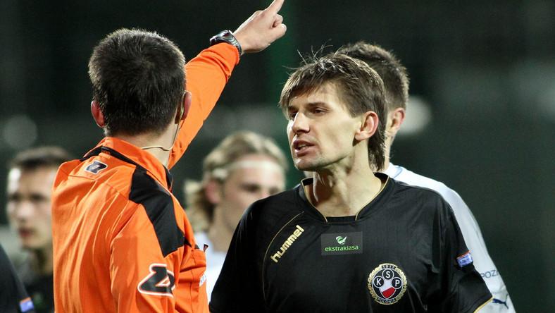 Ebi Smolarek nie zagra w trzech meczach