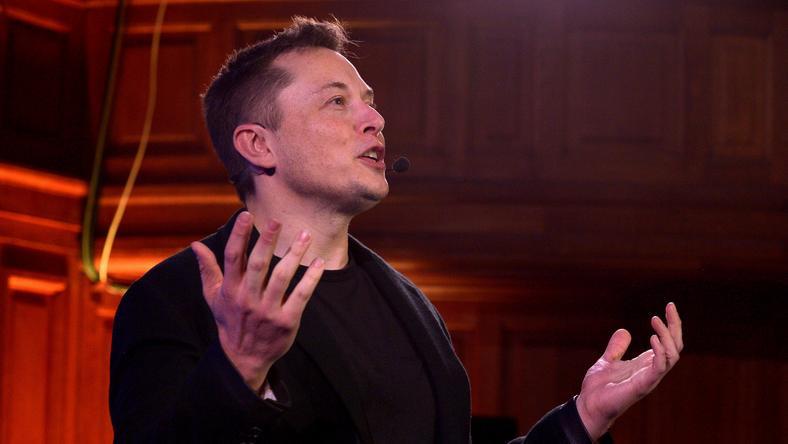 Założyciel SpaceX Elon Musk