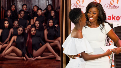 Akothee honours daughter's request weeks after turning down Maldives Holiday offer