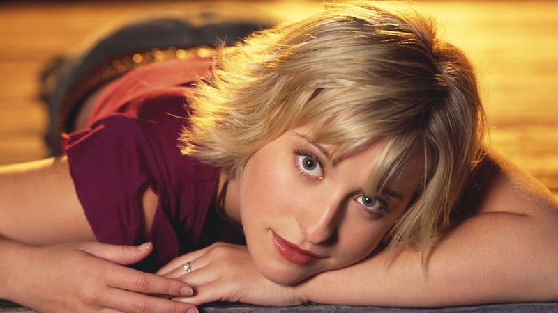 Allison Mack /Fotó: AFP