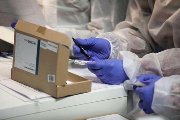 Polisa osiguranja pokriva testiranje na virus korona