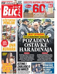 Naslovna Blic