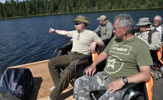 Putin w centrum telewizyjnego show, czyli jak się projektuje rosyjskiego polityka