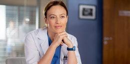 Magdalena Różczka odchodzi z serialu Lekarze?