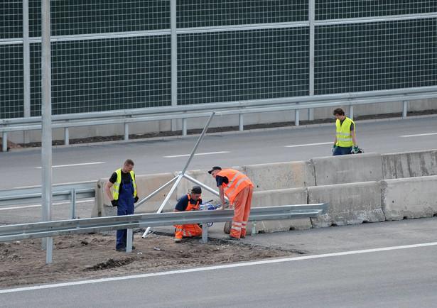 Plan wydatków Krajowego Funduszu Drogowego na 2013 rok będzie się kształtował w okolicach 15 mld zł.