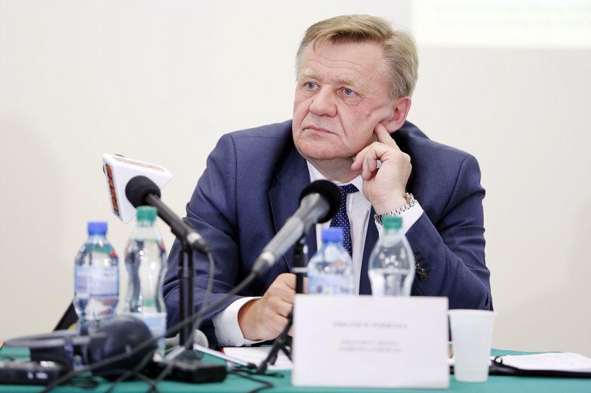 Zbigniew Podraza, prezydent Dąbrowy Górniczej