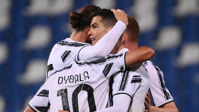 Sassuolo - Juventus. Dybala i Ronaldo z setnymi bramkami ...