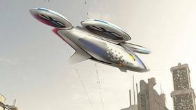 Airbus zapowiada podniebne taksówki