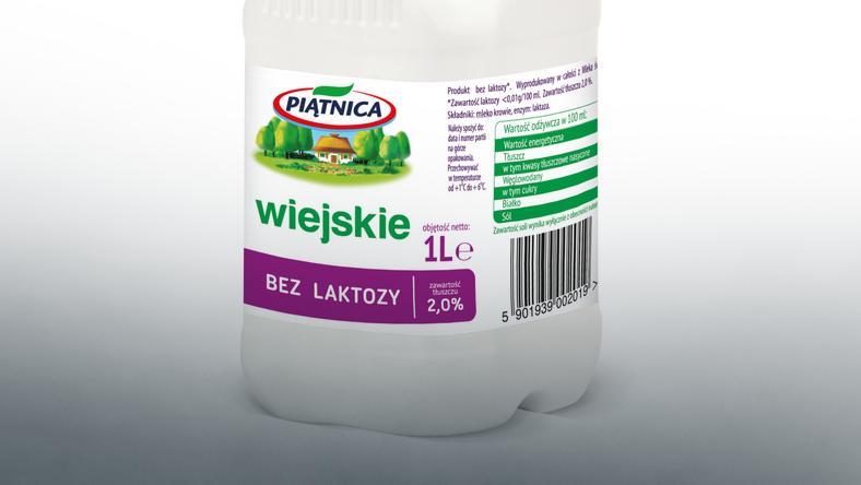 Prawdziwy Smak Mleka W Bezpiecznym Wydaniu Wiejskie Bez Laktozy Od