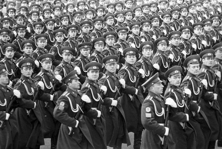kgb vojnici