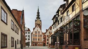 Wieża zabytkowej katedry św. Mikołaja w Elblągu udostępniona dla zwiedzających