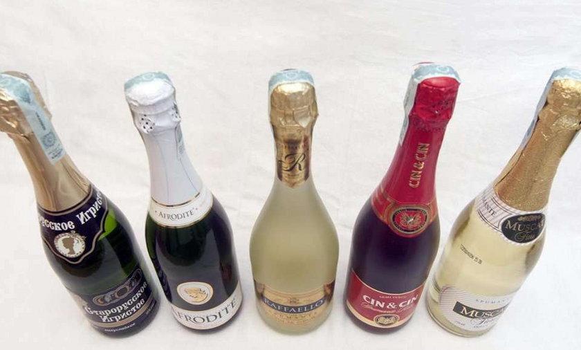 Nie wypijesz szampana w Sylwestra