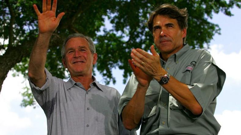 Gubernator Teksasu Rick Perry zgłosił swoją kandydaturę w wyborach prezydenckich w USA w 2012 roku