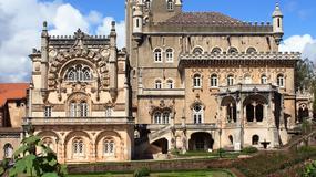 Królewski pałac w Bucaco zamieniony na ekskluzywny hotel