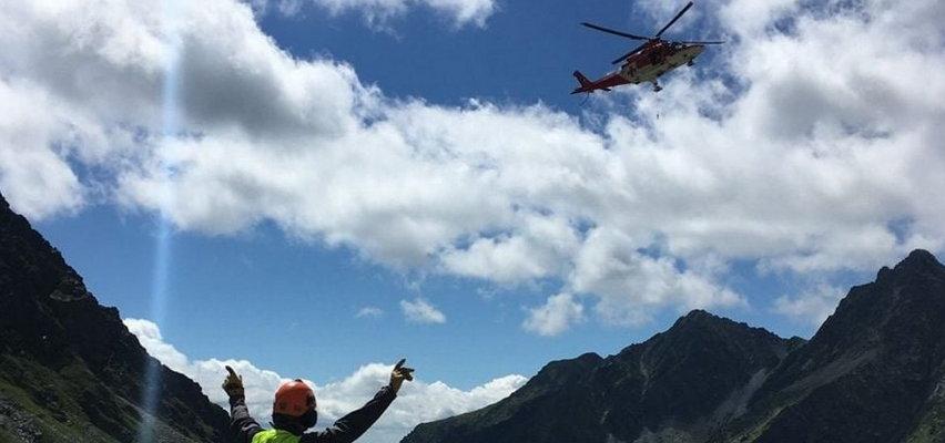 Tragedia w słowackich Tatrach. Nie żyje Polak