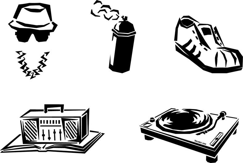 The five elements of historical Hip-hop (Mustang News)
