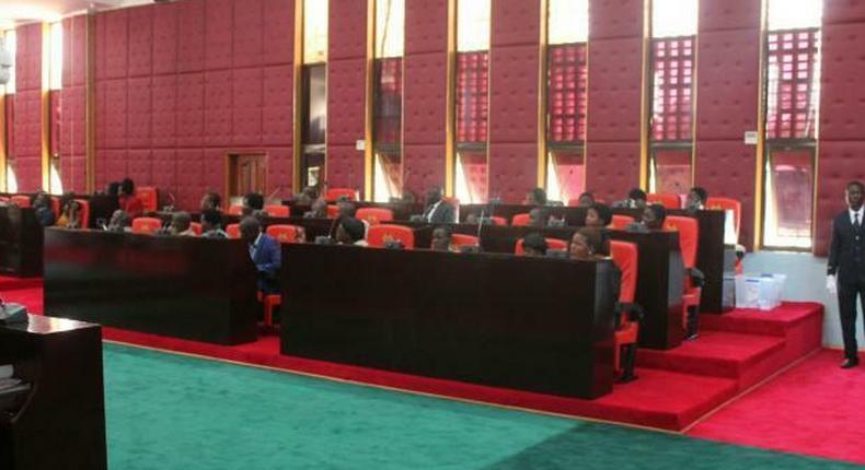 Homa Bay county assembly chambers
