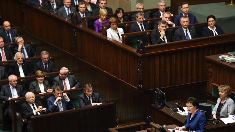 Expose Ewy Kopacz. Premier apeluje do Kaczyńskiego: Czas zdjąć klątwę nienawiści