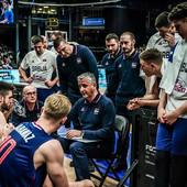 """PRVI LET IGORA KOKOŠKOVA I SRBIJE - USPEŠAN! """"Orlovi"""" iz Finske TRIJUMFALNO krenuli ka Evrobasketu!"""