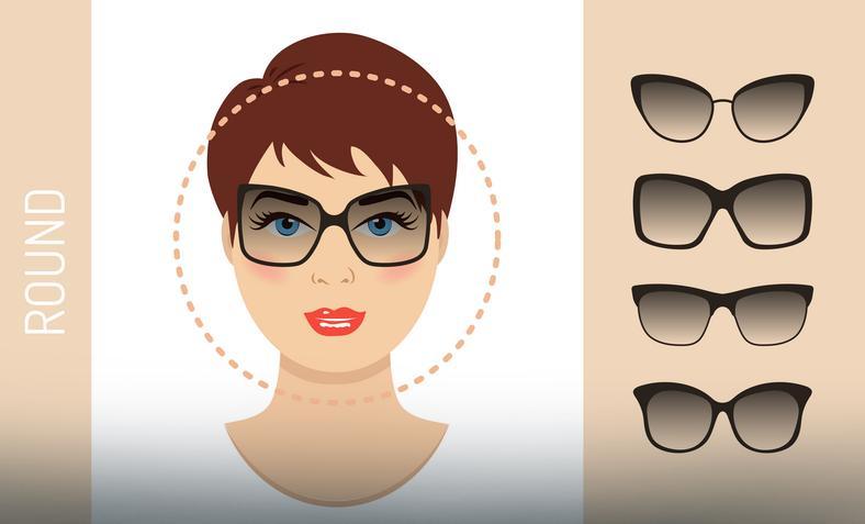 46cd614e746905 Jak dobrać okulary do kształtu twarzy? Wystarczy kilka zasad, by ...