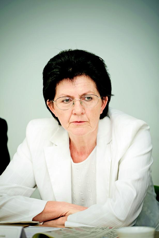 System emerytalny nie jest od tego, aby utrzymywać giełdę - mówi prof. Leokadia Oręziak