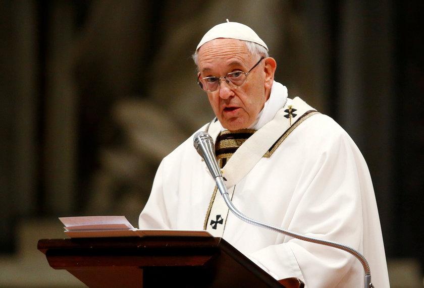 Papież Franciszek opublikował na swoim profilu na Twitterze poruszający wpis