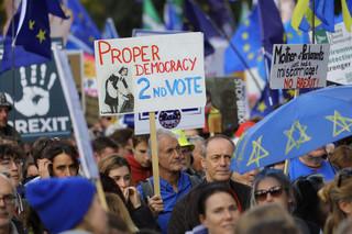 Szymański: Przyjęcie poprawki Letwina nie jest odrzuceniem porozumienia Wielkiej Brytanii z UE
