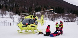Tragiczny wypadek na stoku we Włoszech. 11-latka z Polski w krytycznym stanie