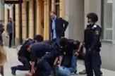 Policija hapsi osumnjičenog