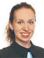 Magdalena Woźniak, Adwokat w kancelarii Dubicki i Wspólnicy