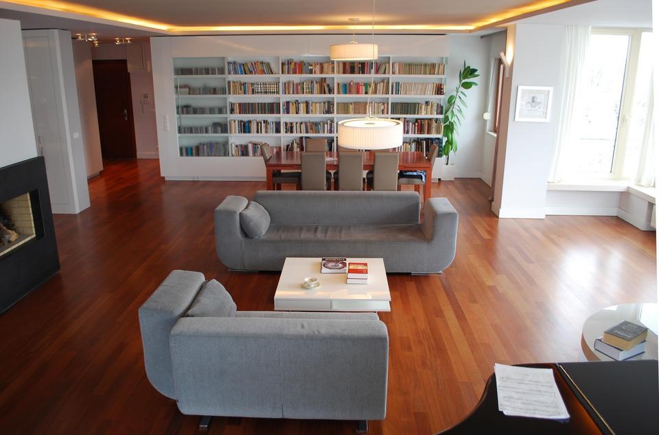 Apartament w Warszawie, ul. Łowicka (252 m2)