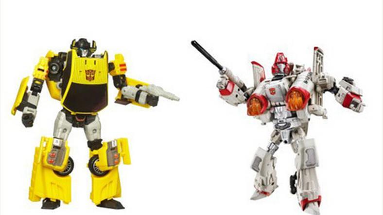 Roboty i komandosi ratują firmę