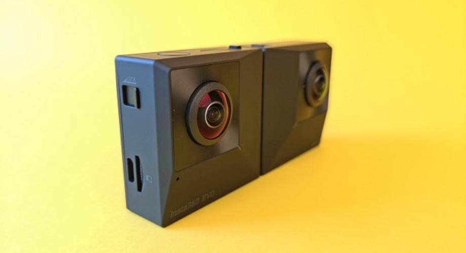 Insta360 Evo im Test: 3D- oder 360-Grad-Aufnahmen in 5,7K