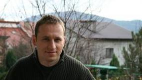 Przedstawiciel Polski na Slamdance