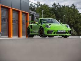 Porsche 911 GT3 RS - karmić zmysły | TEST