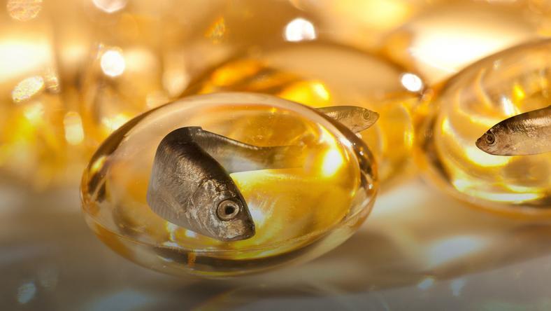 Kwasy tłuszczowe omega-3 to tłuszcz pochodzący głównie z ryb