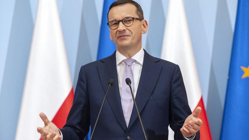 Premier Mateusz Morawiecki przyznał kilkanaście świadczeń