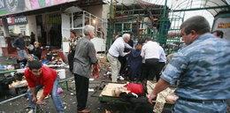 16 ofiar zamachu w Północnej Osetii
