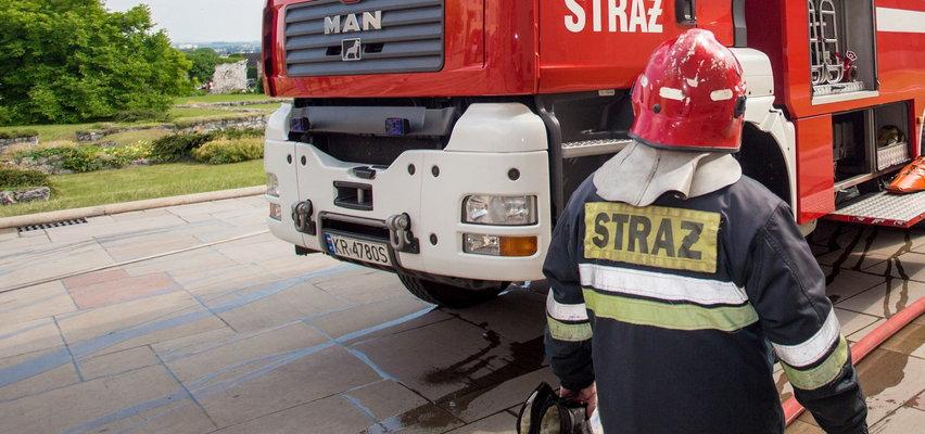 Strażacy-ochotnicy nie otrzymali zgody na wyjazd. Przeprosili mieszkańców