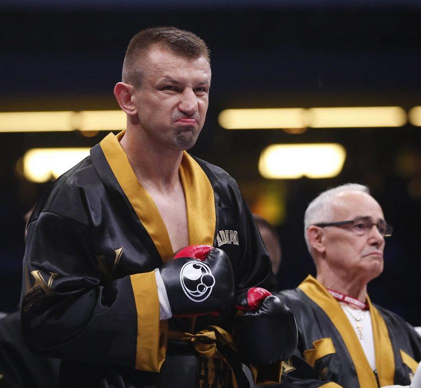 Tomasz Adamek przed PBN 7 u Wojewódzkiego o pomocy egzorcysty