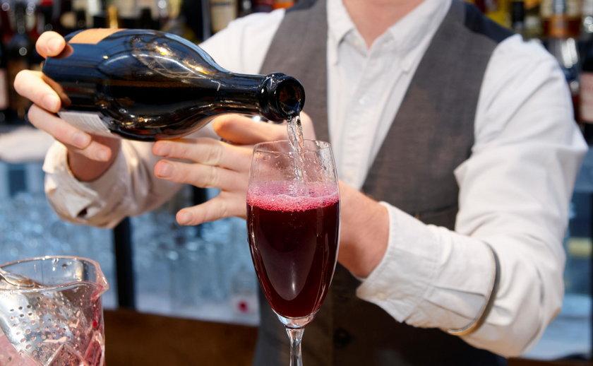 Prosecco wygrywa z szampanem