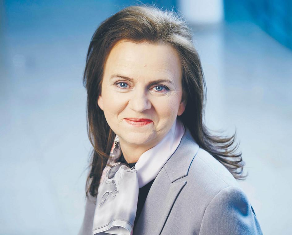 Prof. Gertruda Uścińska, prezes ZUS  fot. mat. prasowe