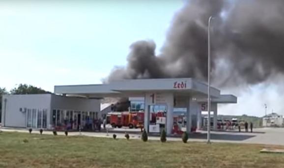Vatra preti da zahvati rezervoare