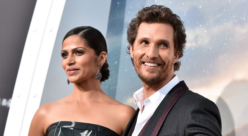 Matthew McConaughey and Camila Alves Met in the Most Relatable Way Possible