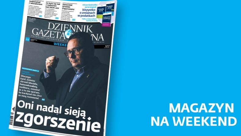 Magazyn DGP 7 grudnia