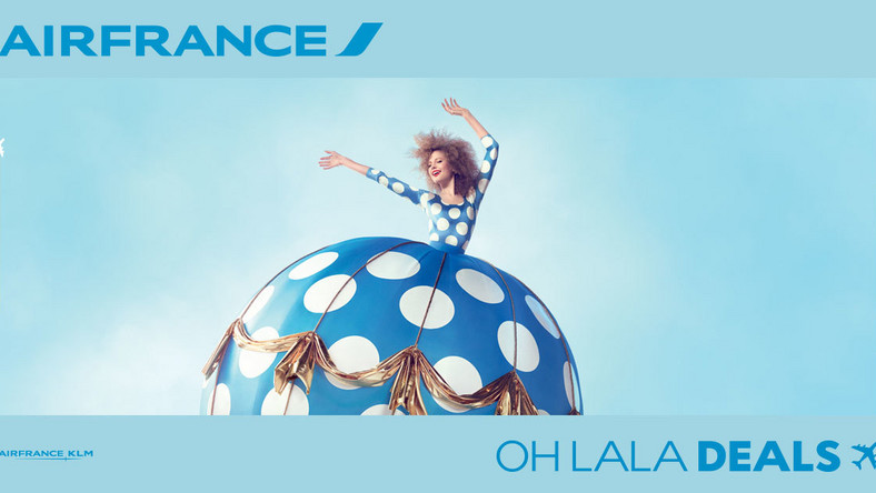 Oh LaLa Air France