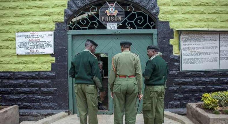 Industrial Area Prison
