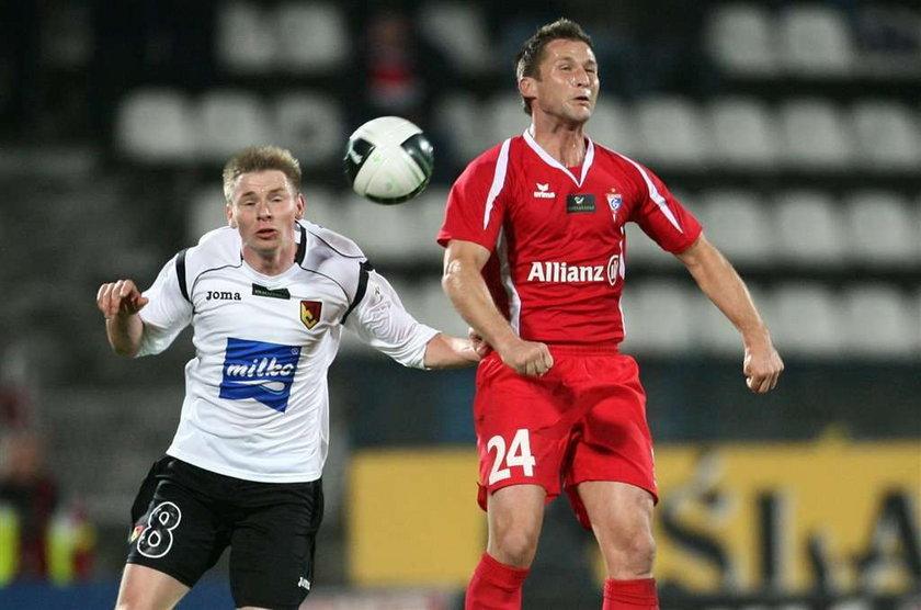 Gol Litwina Skerli daje Jagiellonii trzy punkty