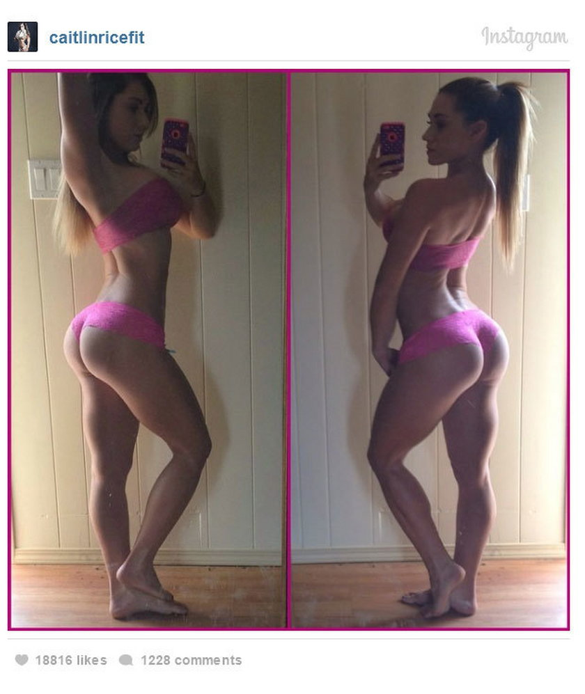 2. Caitlin Rice