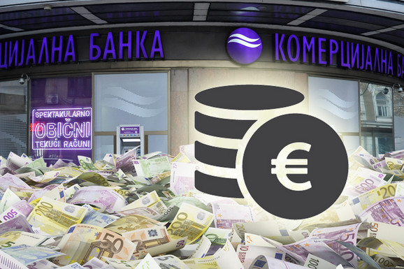 KOMERCIJALNA BANKA PRODATA ZA 387,02 MILIONA EVRA Vlada Srbije i NLB potpisali ugovor